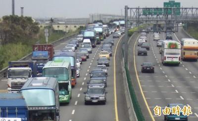 處理國道散落物 8月下旬起要向民眾收費