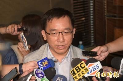 出席阿扁簽書會 陳致中批韓國瑜親中、仰北京鼻息