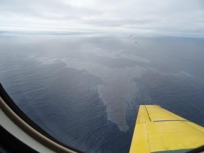 加拿大石油平台發生外洩!1.2萬公升流入海