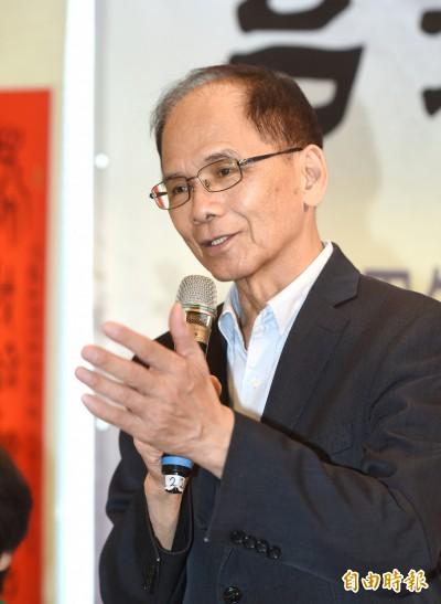 喜樂島組政黨與綠營對打 游錫堃緩頰:台派會以台灣為念