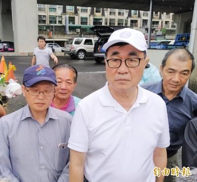 李四川稱勘災他來比較有效  網諷:被副市長認證的韓草包!