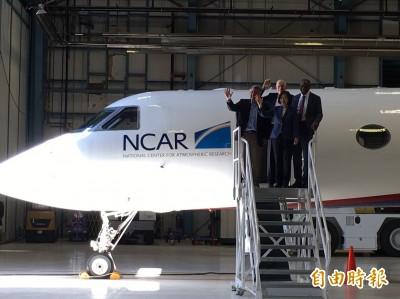 參訪美國大氣中心 蔡總統見證台灣太空科技研發實力