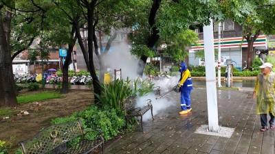 本土登革熱升溫!台南巴克禮公園即日起休園2週