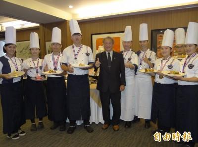 2019馬來西亞環球廚藝挑戰賽 正修科大摘下2金5銀5銅