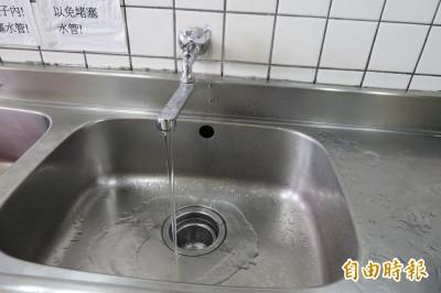 快儲水!台中3區逾5萬戶明停水、減壓23小時