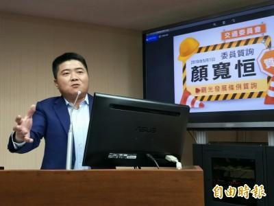 香港元朗濺血事件 顏寬恒指民進黨選戰打反送中是刻意操作