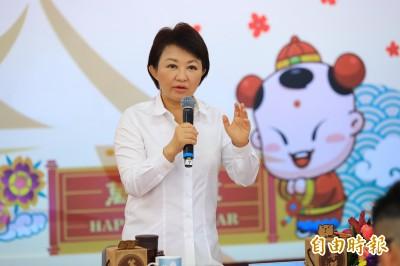 香港白衣人隨機打人事件 盧秀燕:自由民主不容暴力
