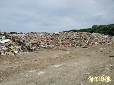 蘭嶼、綠島垃圾堆7個月 外縣市卻不代燒了