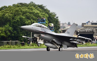 對台軍售F-16重大進展!華府專家:美方近期批准