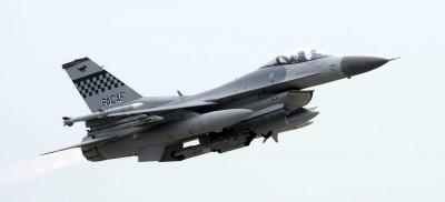 沒在客氣?!俄軍機入侵領空 韓F-16狂射360發子彈驅離