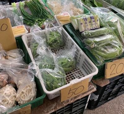 南投衛生局抽驗市售食品 這兩種豆類農藥超標