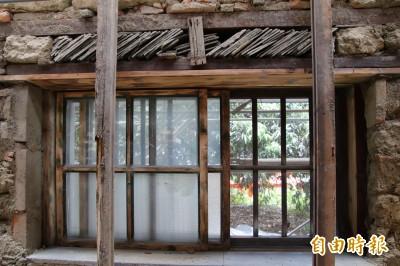 古蹟修復暗藏「彩蛋」 新埔潘屋處處驚喜