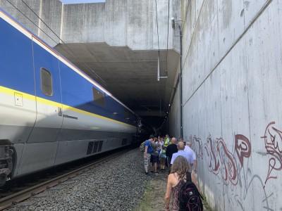 熱翻!歐洲之星列車故障 數百人困車廂2小時
