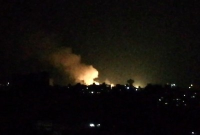 敘利亞南部遭飛彈攻擊 指控是以色列發射