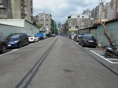 三重無尾巷長期遭占用 整頓劃車格
