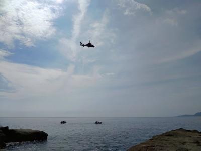 龍洞地質公園潛水失聯 男子遺體今早被發現