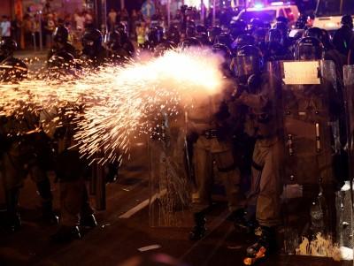 反送中》被控上環清場無預警開槍 港警:非每次動武都能再警告