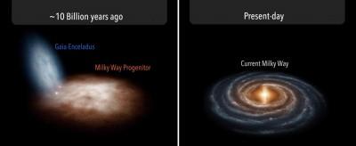 大胃王! 銀河系百億年前曾吞噬矮星系