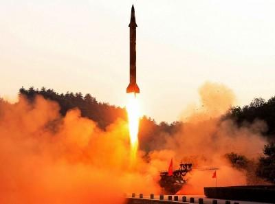 北韓又射了! 南韓軍方:2枚皆為短程飛彈