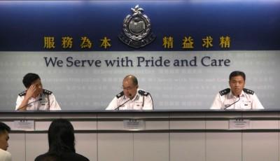 反送中》承認早收到白衣人情資 警方拒向元朗傷者致歉