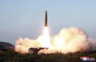 會躲雷達盲區!北韓昨射飛彈 美韓修正射程均為600公里