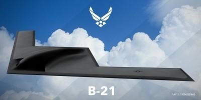 美軍B-21「突襲者」轟炸機 預計2021年底首飛