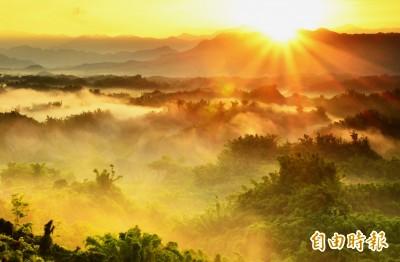 送完夕陽爆肝迎曙光「季節不作美」 台南跨年三部曲成絕響