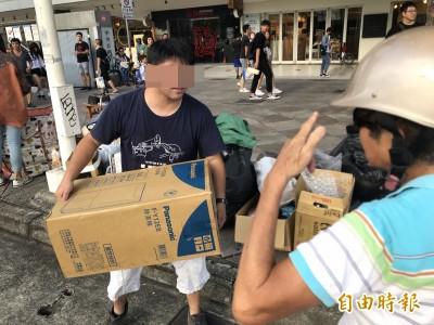 KH撐HK!港生高雄募安全帽撐香港 目標500頂