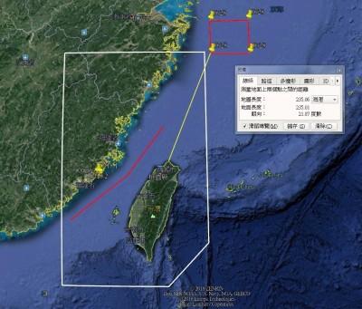 中國公告今晚起東南沿海「軍事活動」 距台逾400公里