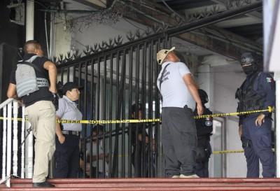 墨西哥上半年兇殺案創新高 平均一天百起殺人事件