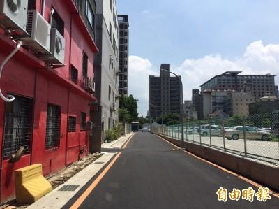 竹市錦華街變身最終章! 打通巷弄讓居民進出不再卡卡