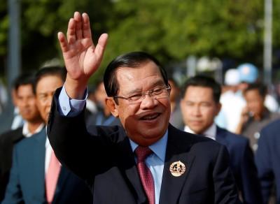 柬埔寨罕見宣佈︰今年已向中國採購12.4億元武器