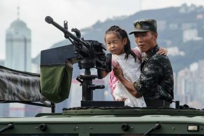 反送中》中國軍方鎮壓香港的影片激增 外媒證實:假的!