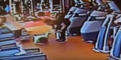 80歲老婦上健身房一對一「自摔」 家屬不滿控業者推卸責任