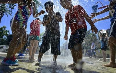 英國氣象局證實劍橋38.7度 創該國史上最熱紀錄