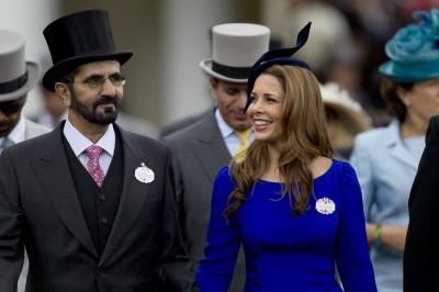杜拜酋長與公主妻爭子女監護權 倫敦法庭大戰開打