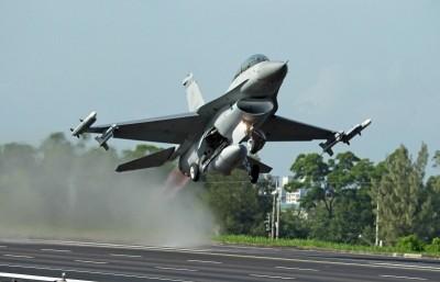 美媒爆川普擱置F-16V戰機案 外交部:美方審查中