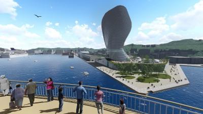 投資金額達95億 基隆港旅運商業大樓第4季啟動招商