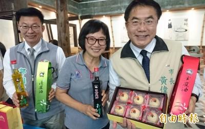 台南西港國產胡麻品質有保證 知名餅店下重本採購