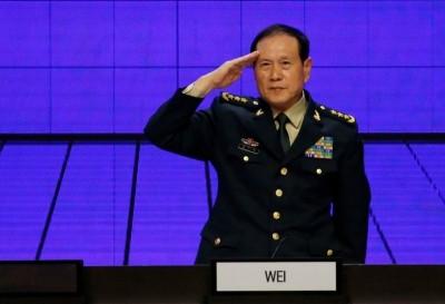中國防部長嗆統台 王定宇轟他是吠出聲的「汪汪」