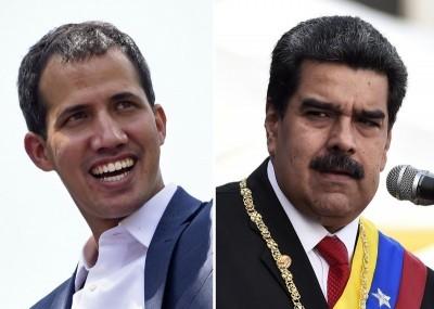 證實本週重啟談判 委國反對派重申馬杜羅下台