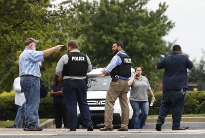 顧客嚇到忙逃 美沃爾瑪超市傳槍擊2死1警受傷