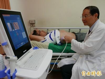 醫病》肝硬化也能逆轉勝 肝臟檢查免穿刺