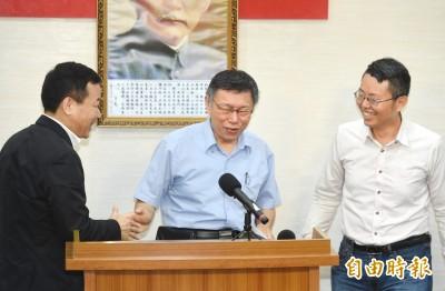 柯P組黨》衝擊時力選情? 王浩宇爆:台灣民眾黨民調領先