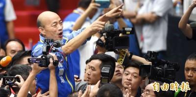 王丹爆北京政權出現變化 「不計代價要力挺韓國瑜」