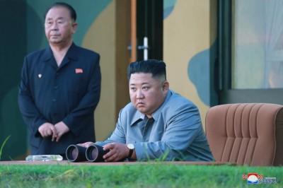 南韓軍方搞錯了?北韓官媒證實試射「大口徑火箭彈」