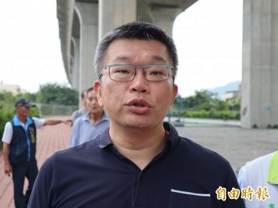 蔡其昌呼籲民進黨 整合在野黨組成護台大聯盟