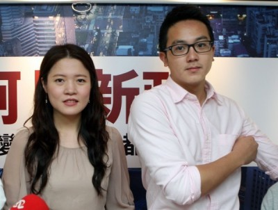 拒加入台灣民眾黨  柯P前幕僚廖泰翔投入小英競選團隊