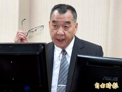 直播》國安局長邱國正 說明私菸案調查進度