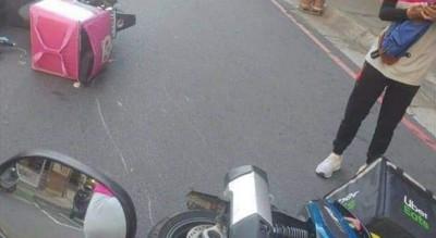 Uber Eats VS. foodpanda!「一場車禍讓兩家人挨餓」
